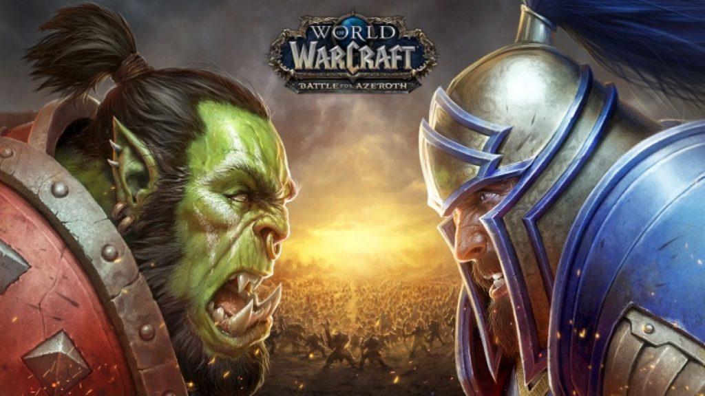 warcraft game